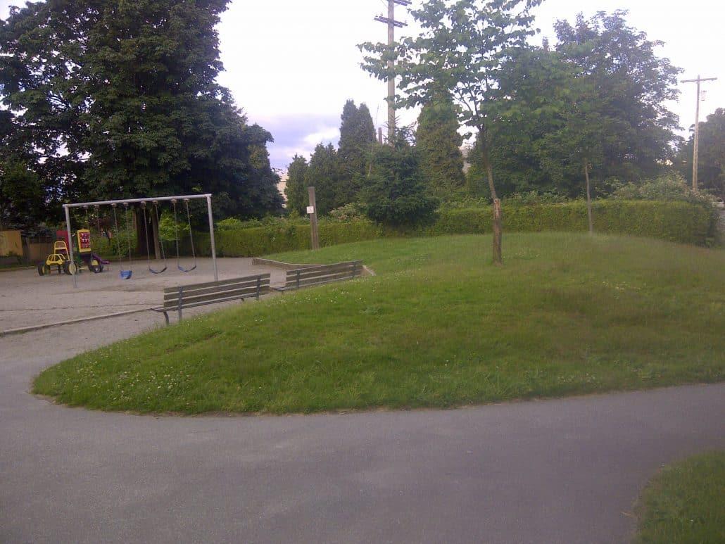 Delamont Park
