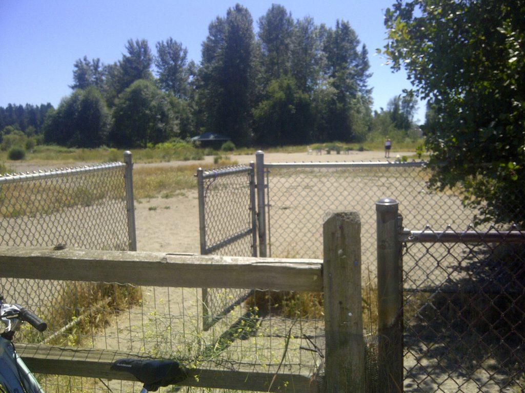 Blackie Spit Dog Off-Leash Area, Surrey, BC