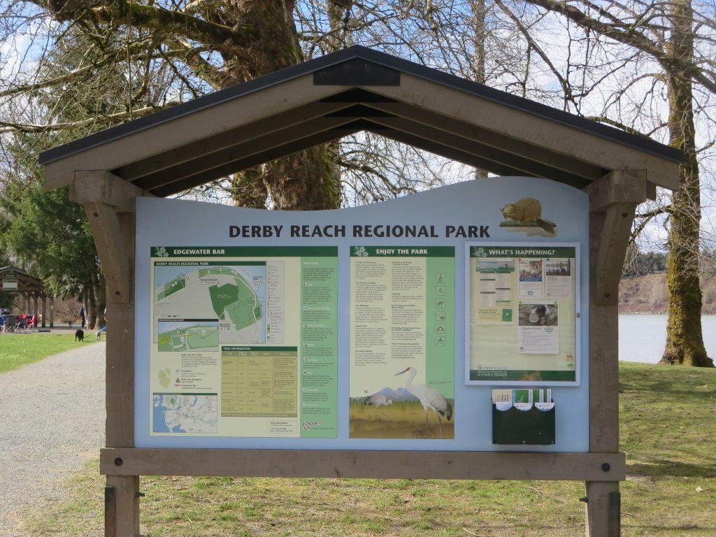 Derby Reach Regional Off-Leash Dog Park, Langley, BC (858)