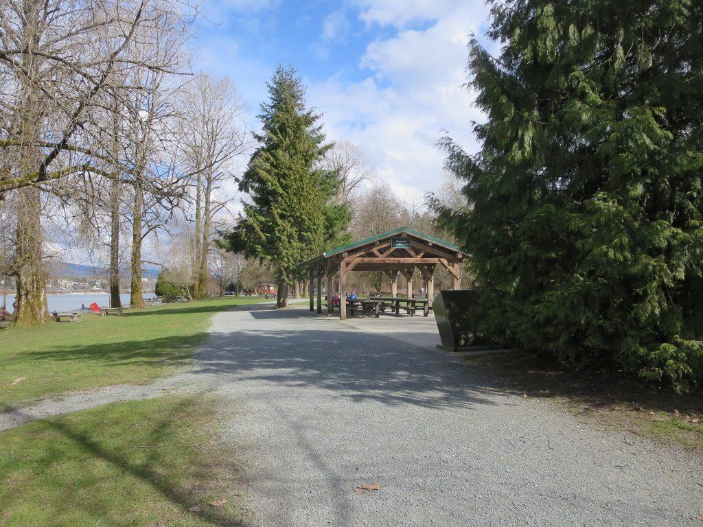 Derby Reach Regional Off-Leash Dog Park, Langley, BC (859)