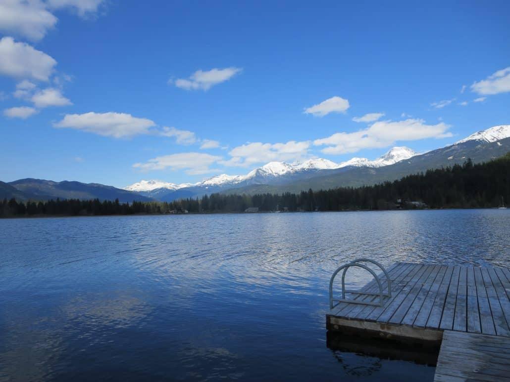 Alta Lake - Rainbow Park - Barking Bay, Whistler, B.C.