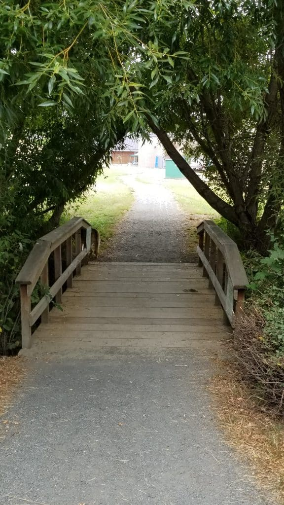 Oswald Park, Victoria, BC