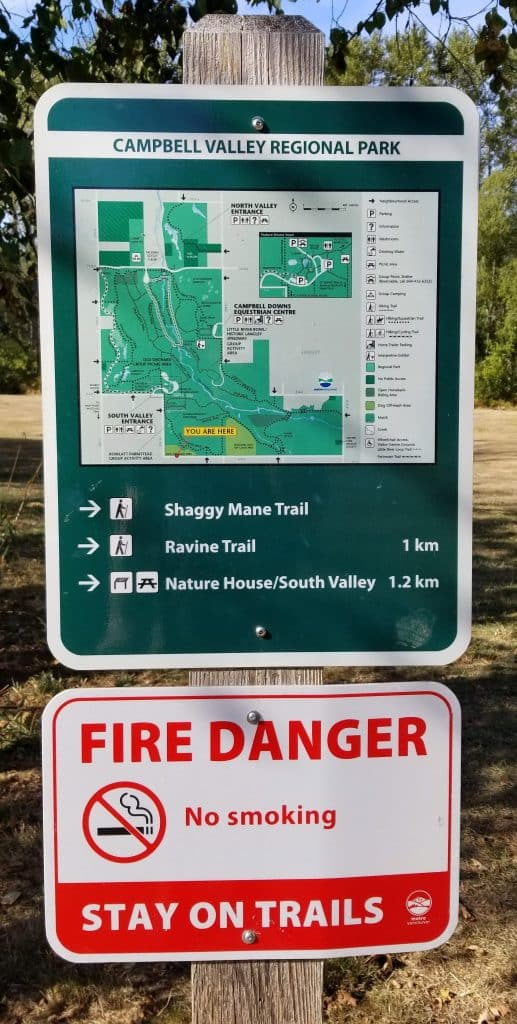 Campbell Valley Regional Park, Langley, BC