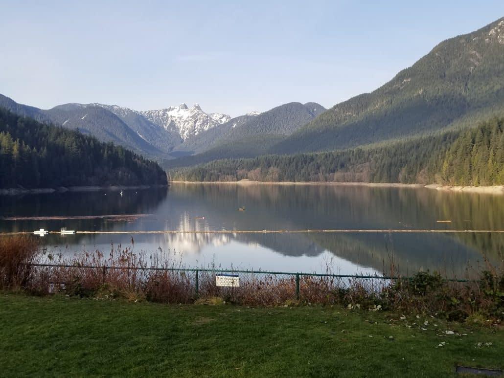 Capilano Regional Park, North Vancouver, BC - Capilano Lake