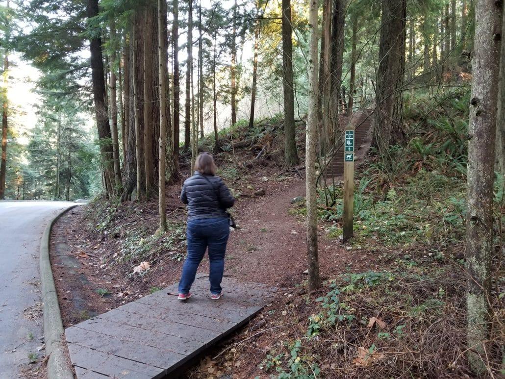 Capilano Regional Park, North Vancouver, BC