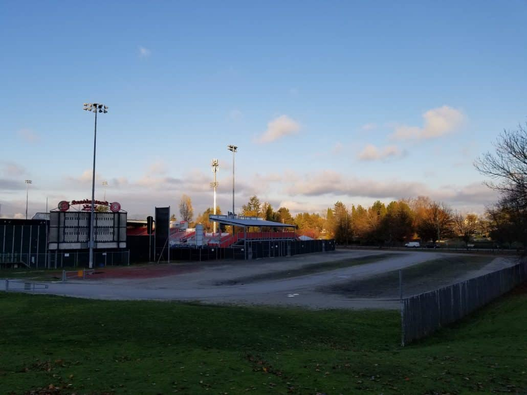 Nat Bailey Stadium, Vancouver, BC