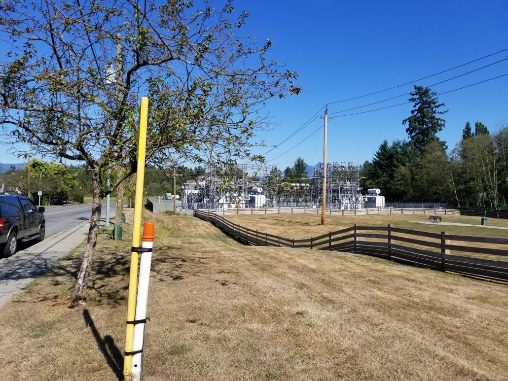 Port Kells Substation Off-leash Dog Park, Langley, BC