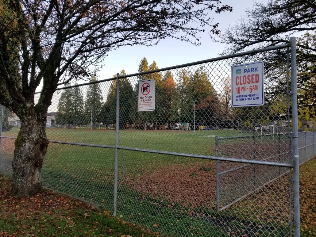 Riley Park, Vancouver, BC