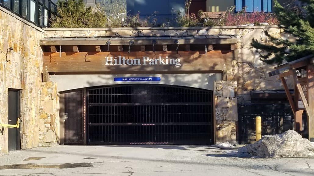 Hilton Hotel Whistler (1)