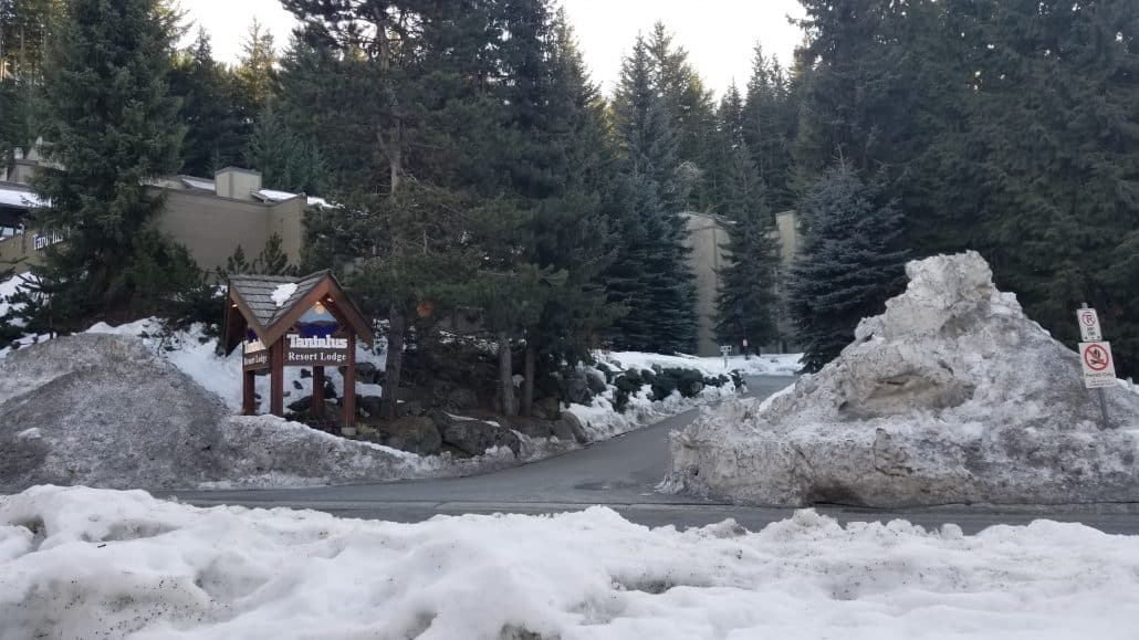 Tantalus Lodge, Whistler, BC