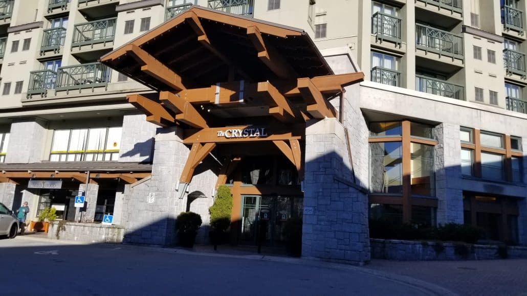 The Crystal Hotel Whistler (5)