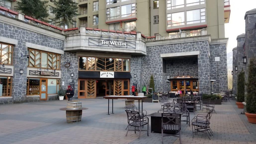 Westin Hotel Whistler (2)