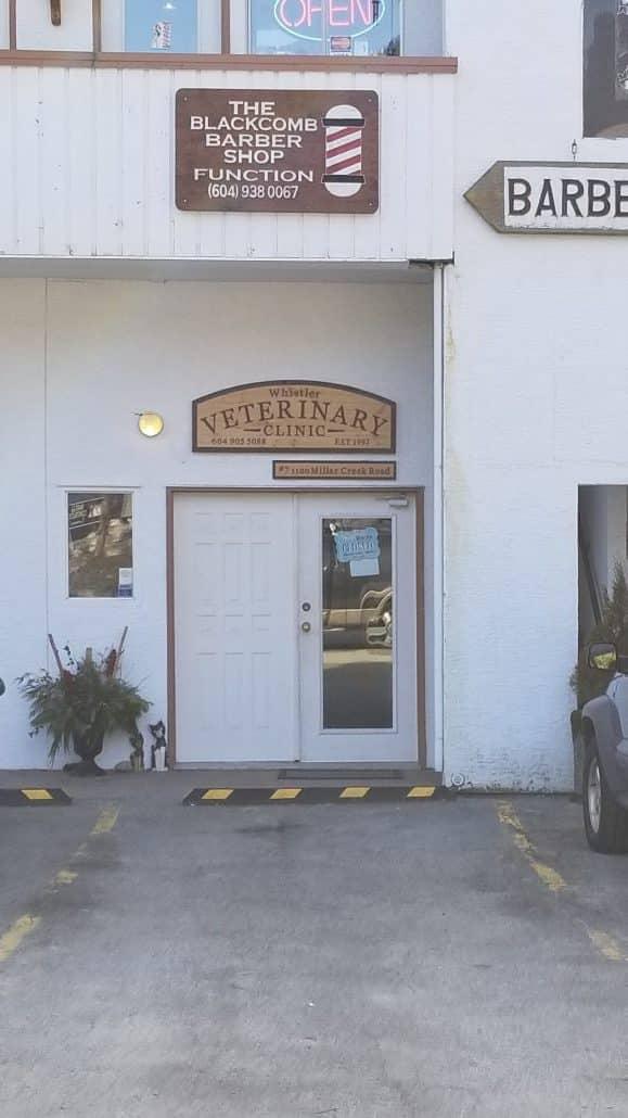 Whistler Vetrinary Clinic