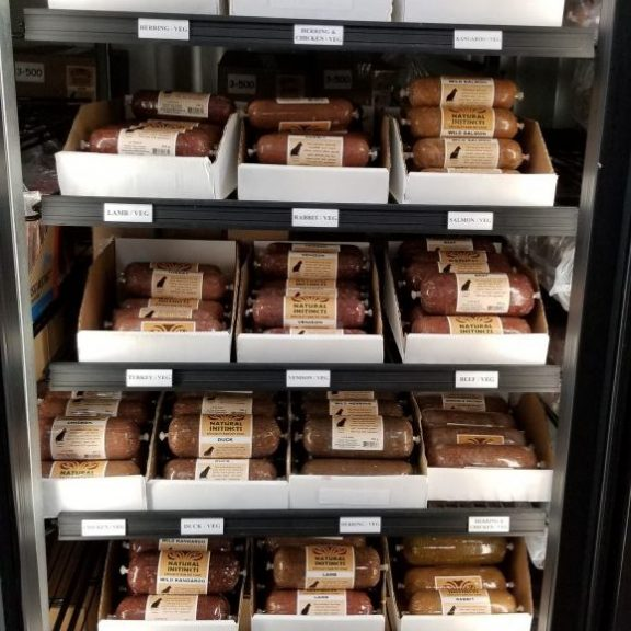 Simply Natural Raw Pet Food Store - Coolers (2) -2018-March