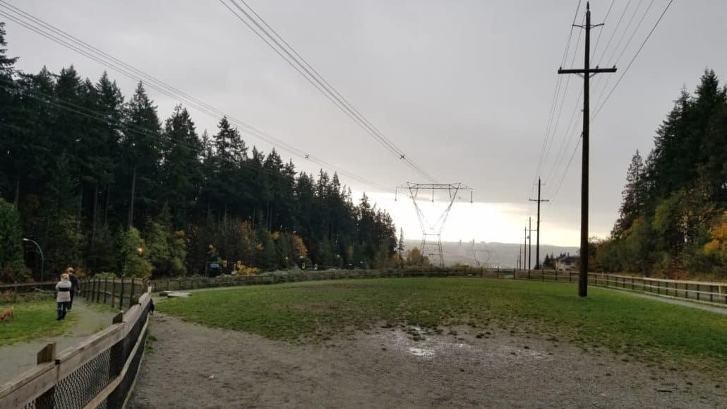 Mundy Park Off-Leash Dog Park, Coquitlam, BC