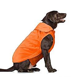 IREENUO Waterproof Dog Rain Coat