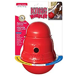 Kong Wobbler Treat Dispenser