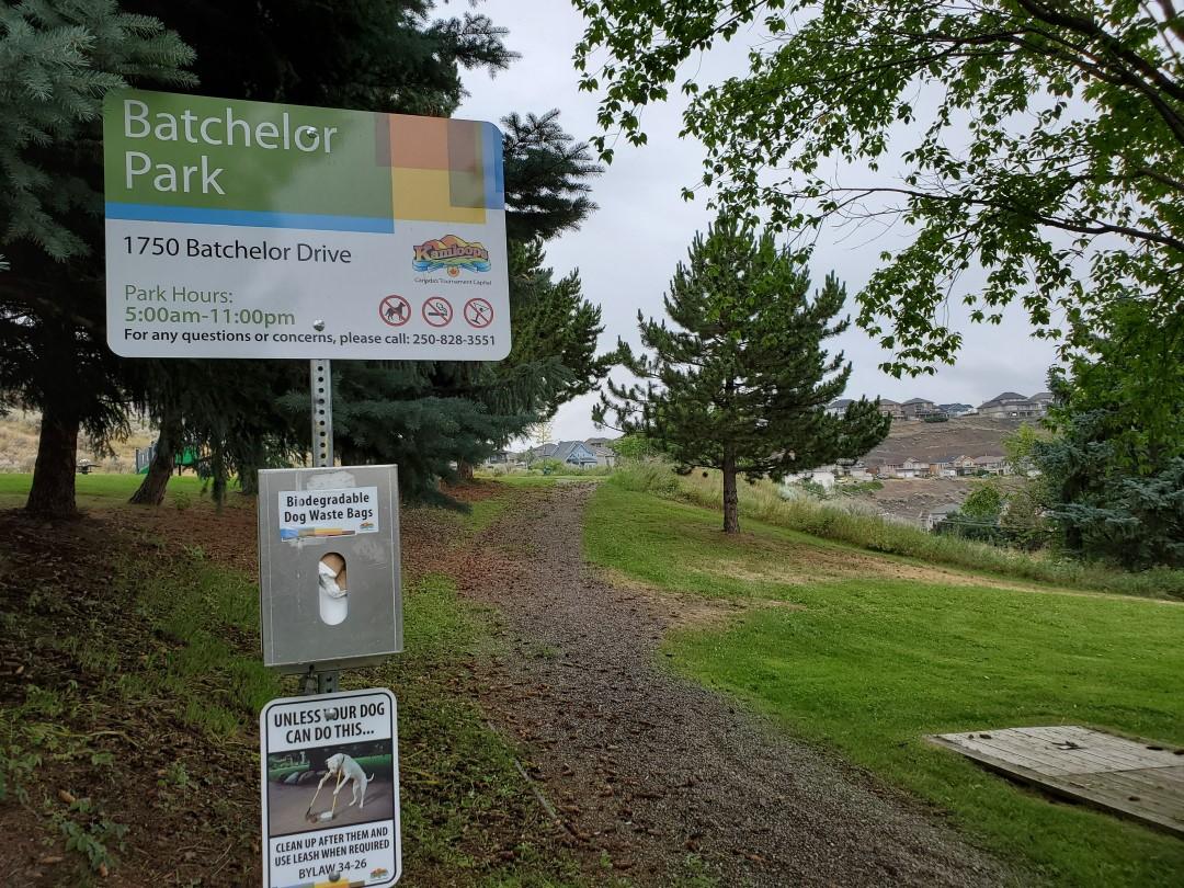 Batchelor Off-Leash Dog Park, Kamloops, BC