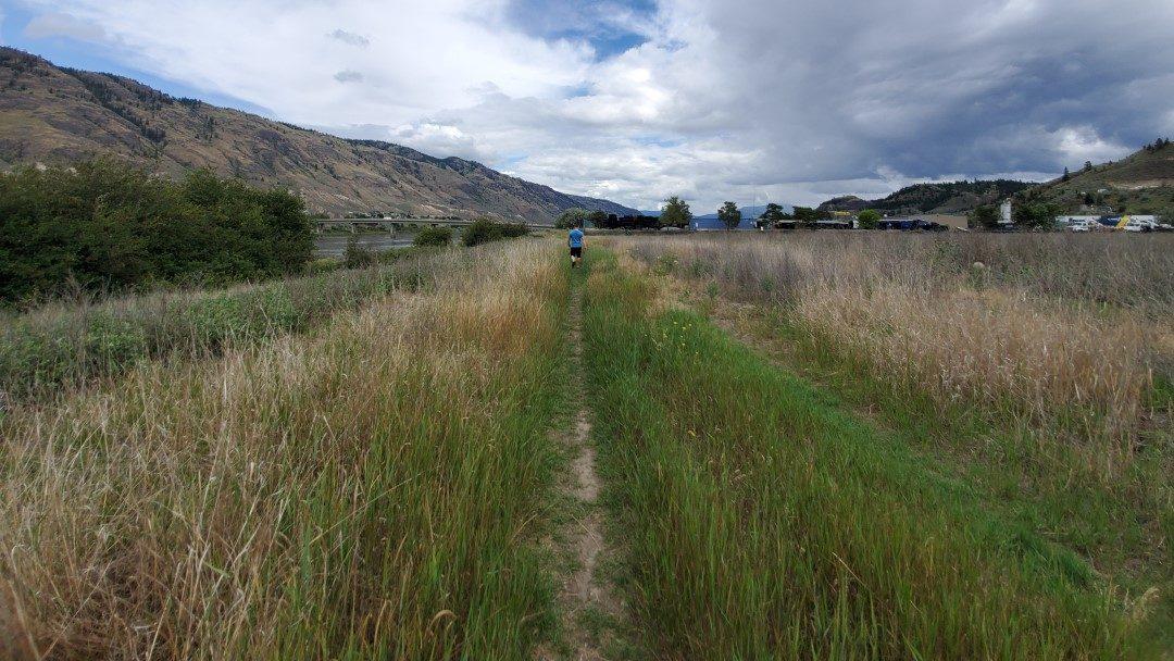 Facing East - Campbell Creek Nature Park Off-Leash Dog Park - Kamloops - BC (4)