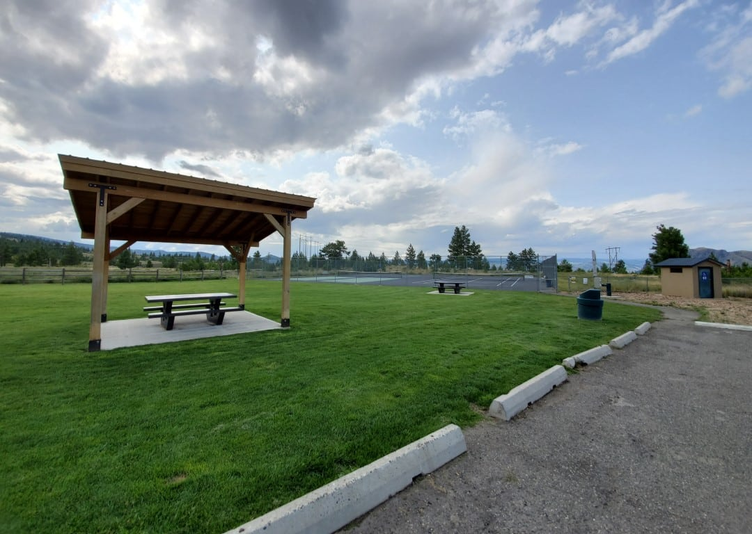 Rose Hill Off-Leash Dog Park, Kamloops, BC (1)