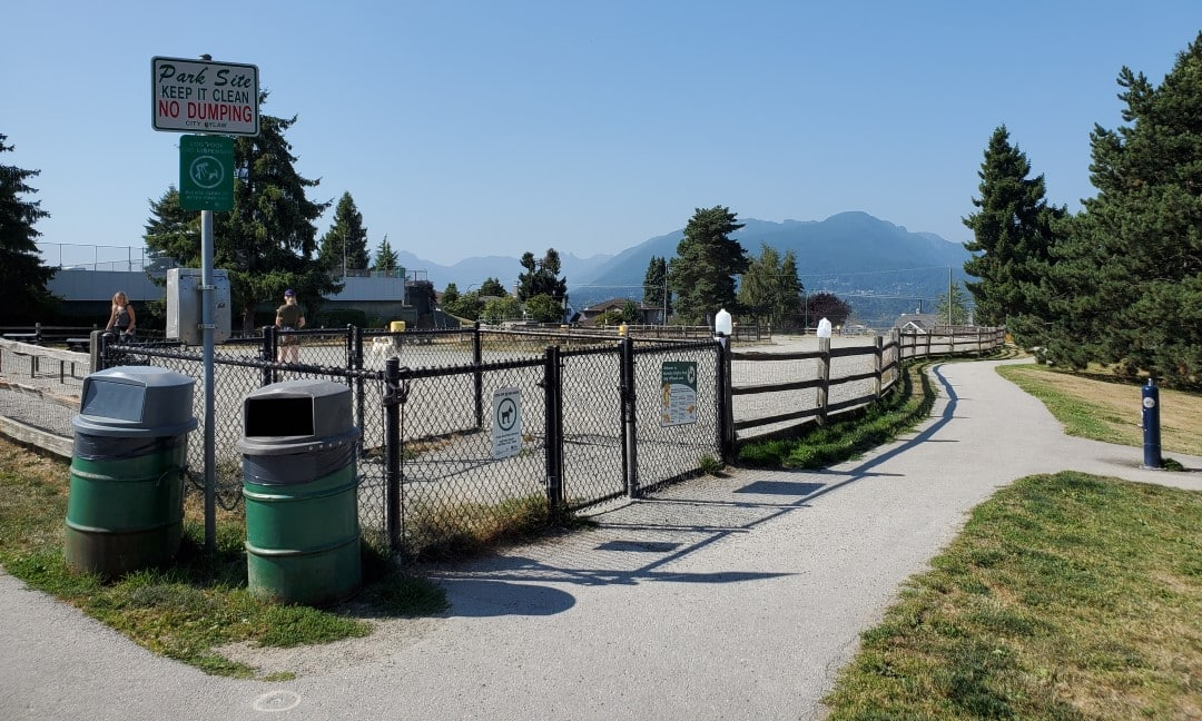 Burnaby Heights Off-leash Dog Park, Burnaby, BC