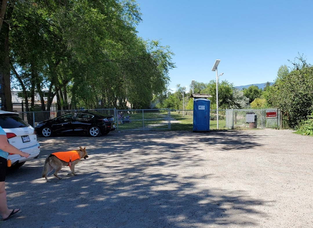Enterprise Off-Leash Dog Park – Kelowna BC (1)