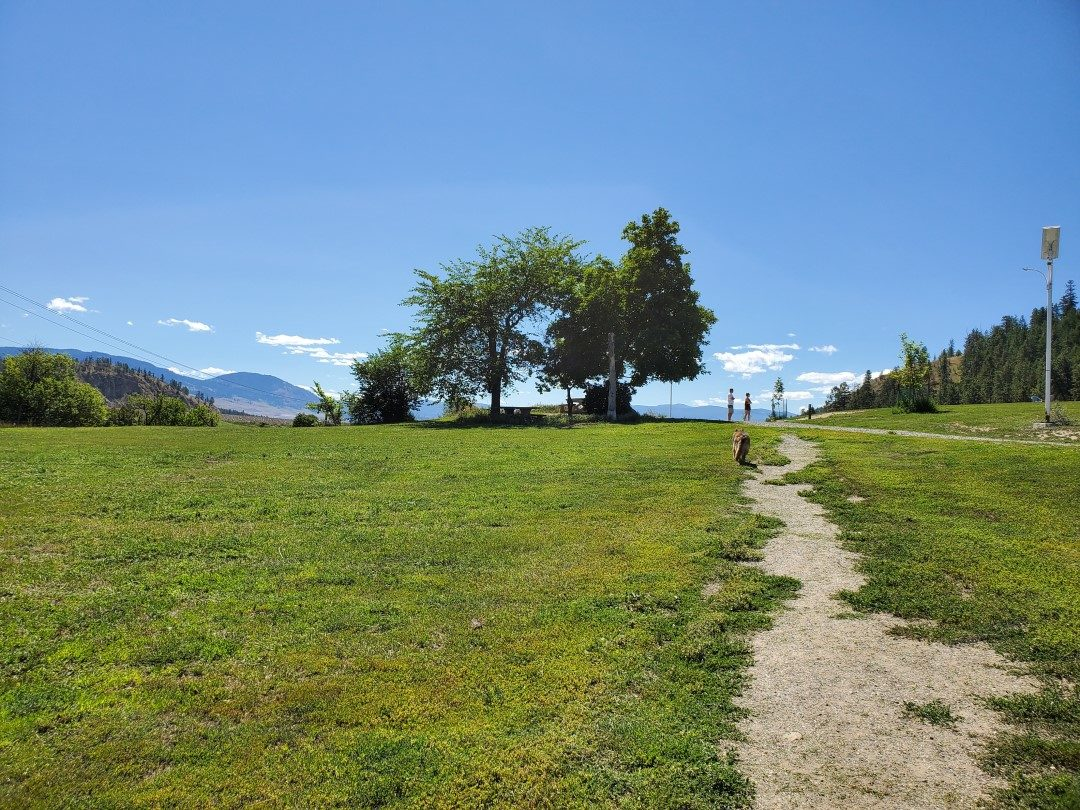North Glenmore Off-Leash Dog Park, Kelowna, BC