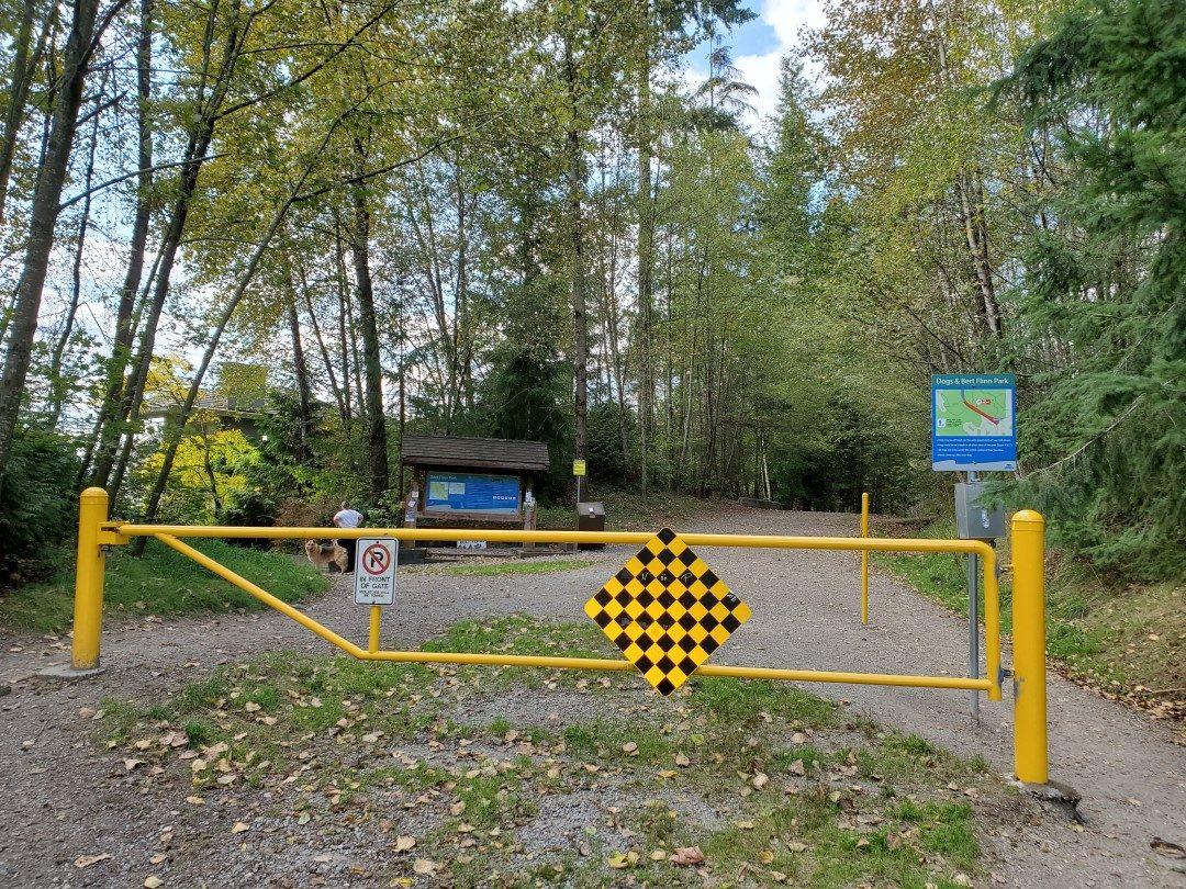 Bert Flinn Off-Leash Dog Park – Port Moody – BC