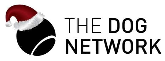 The Dog Network Christmas Logo
